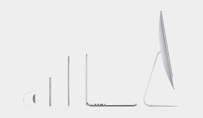 Apple Lineup Header