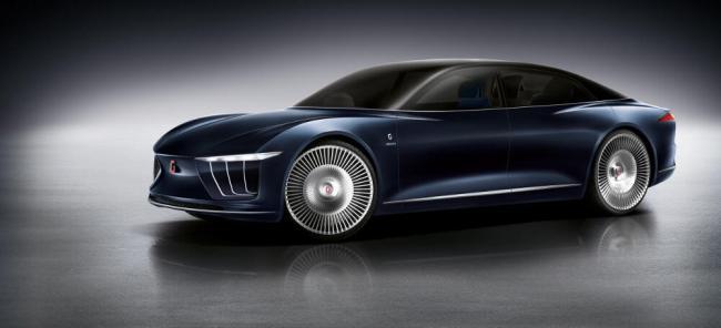 LG Konzeptauto Gea