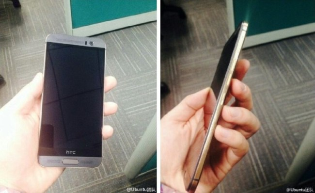 HTC One M9 Plus Fotos Leaks