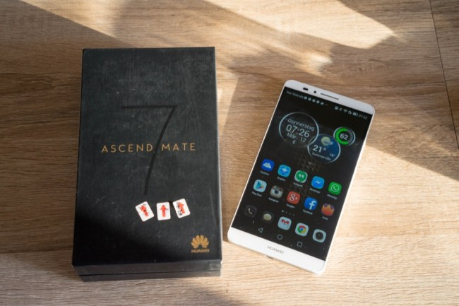Huawei Ascend Mate 7 Test_2