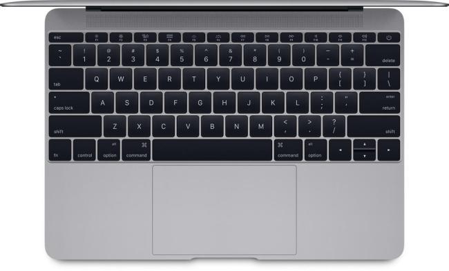 MacBook 2015 Tastatur