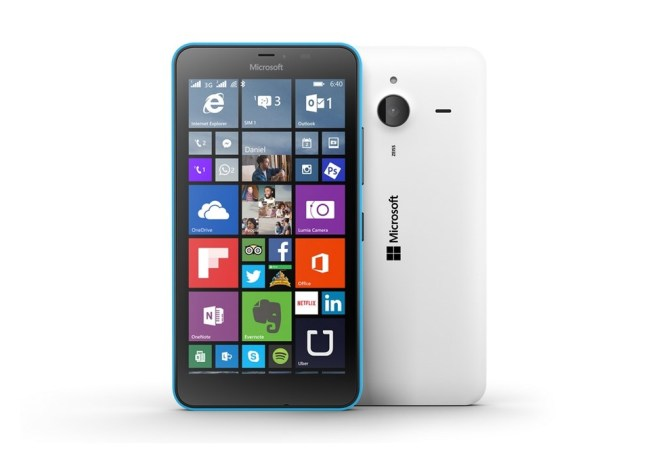 Microsoft MWC 2015 Header