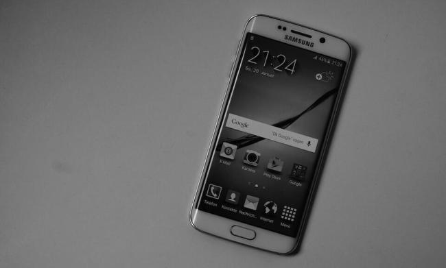 Samsung Galaxy S6 Edge Header