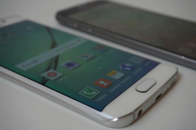 Samsung Galaxy S6 Edge Unboxing3