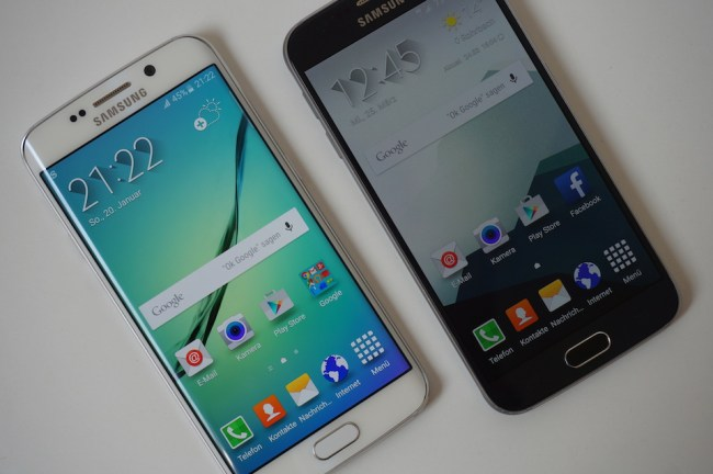 Samsung Galaxy S6 Edge Unboxing4