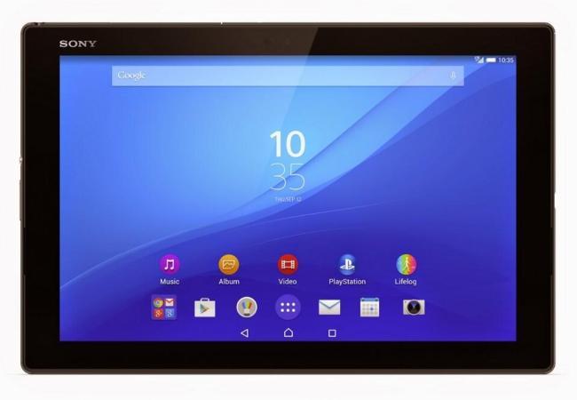 Sony Xperia Z4 Tablet (2)
