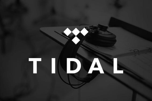 Tidal Logo Header