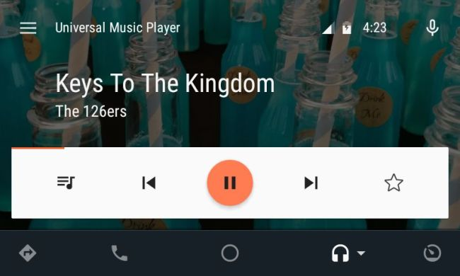 Universal Music Player