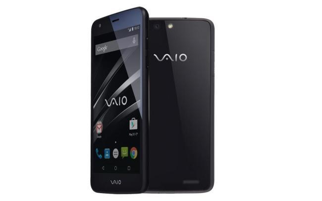 Vaio Phone Header