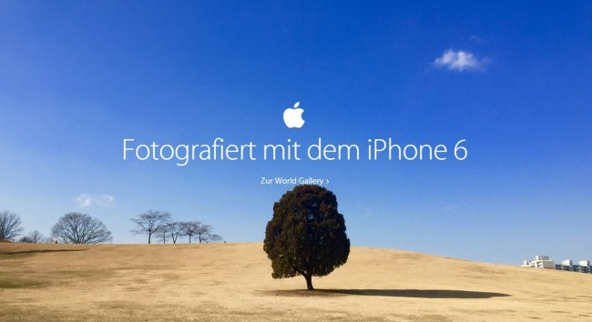 iPhone World Galerie