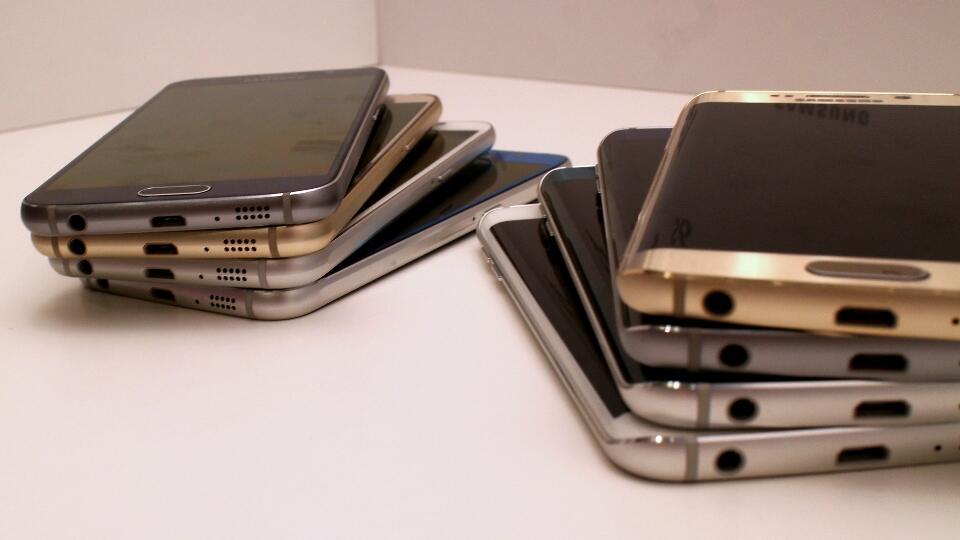 Samsung: Mit Premium-Produkten gegen die Konkurrenz
