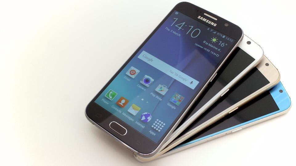 Samsung Galaxy S7 könnte in zwei Größen erscheinen