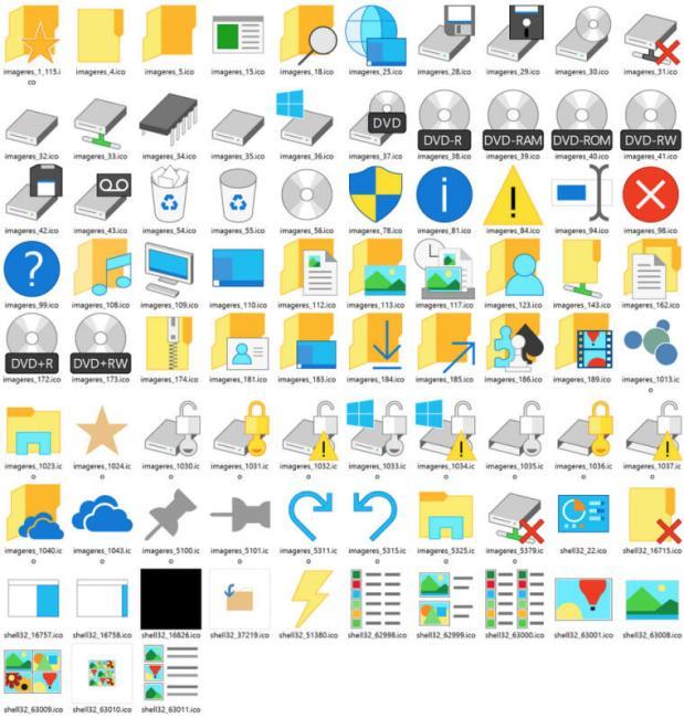 windows 10 83 icons