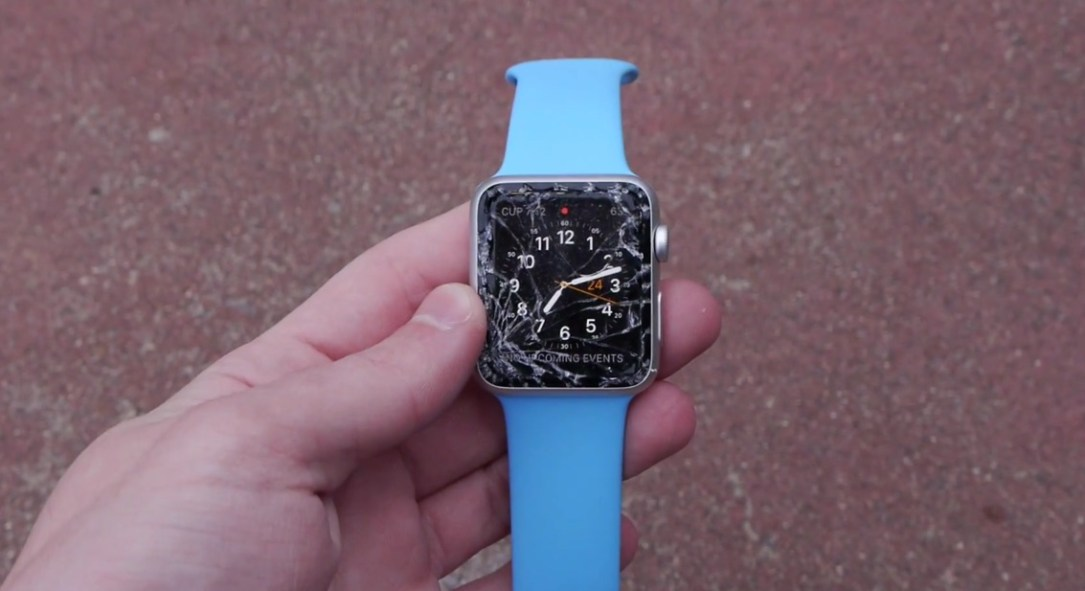 Apple Watch Droptest