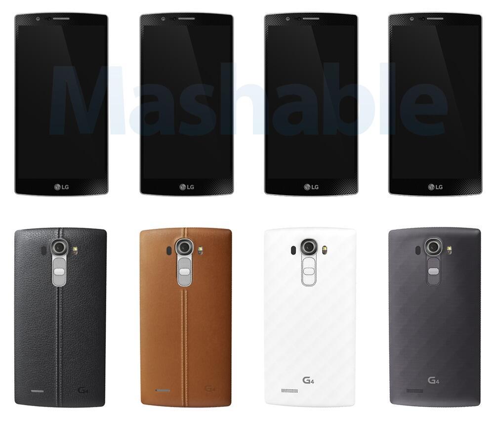 LG G4 Android Modelle