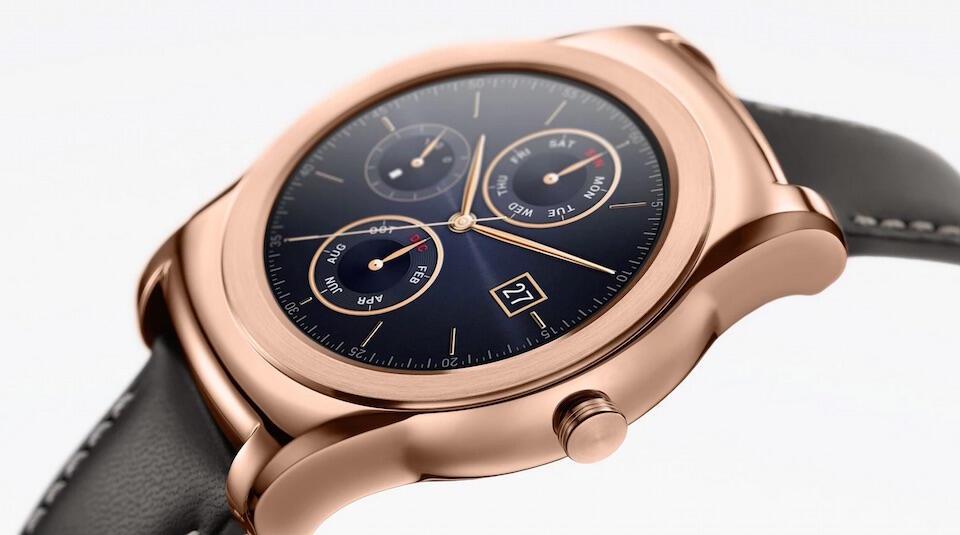 LG Watch Urbane Header