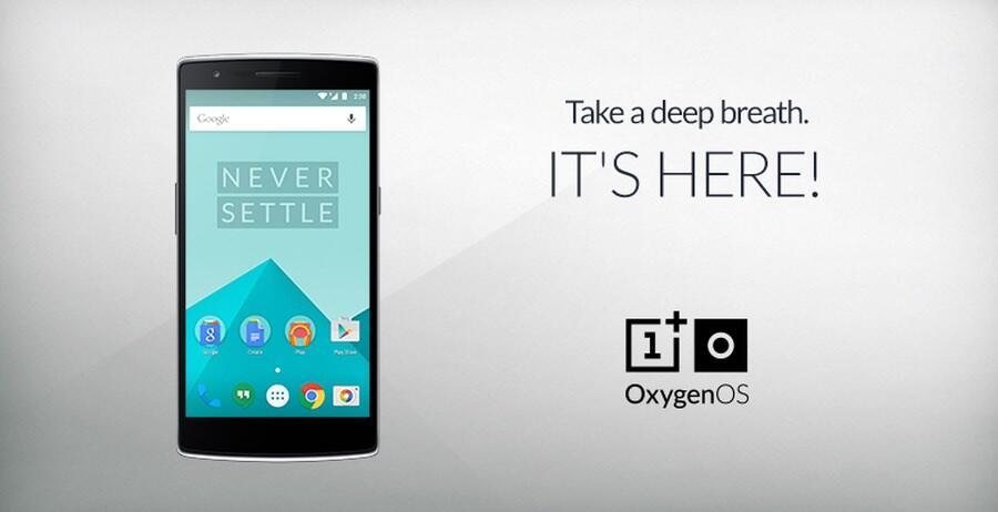 OxygenOS für das OnePlus One veröffentlicht