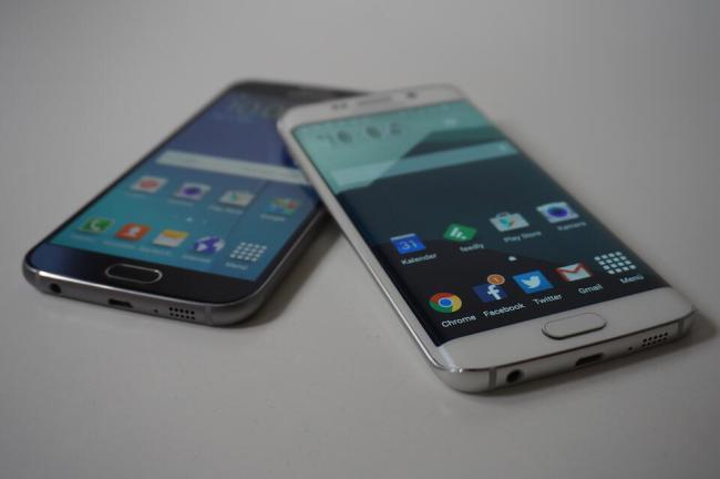 Samsung Galaxy S6 Edge Test6