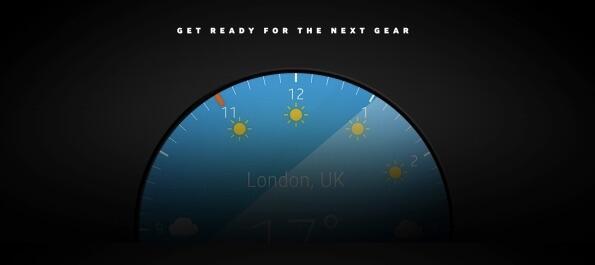 Samsung Gear Teaser