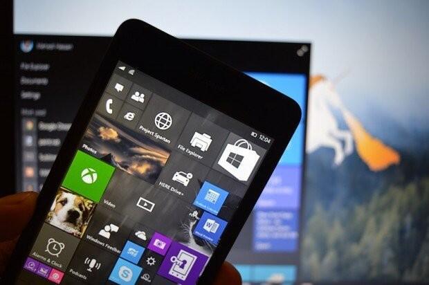 Windows 10 Phones Build 10072 Leak
