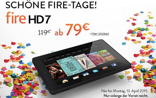 fire hd 7 79 Euro