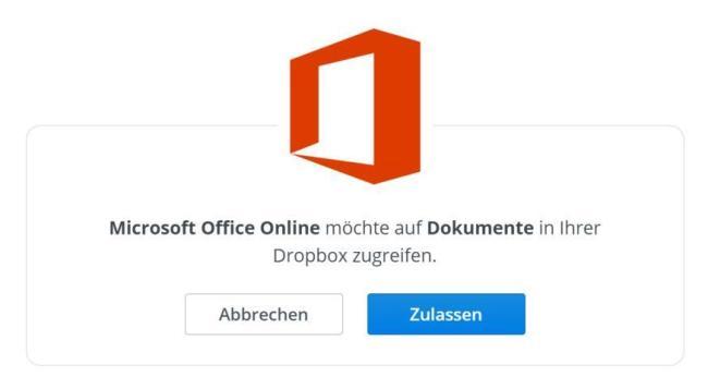 office online dropbox