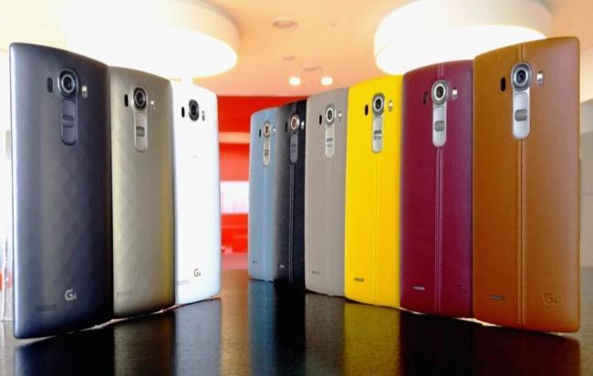 LG G4 Deutschland Header