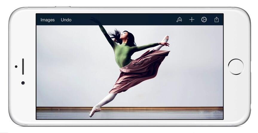 Pixelmator iPhone App