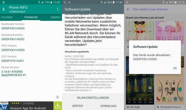 Samsung Galaxy S6 Vodafone