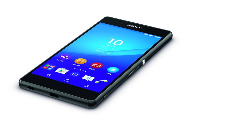 Sony Xperia Z3 Plus Header