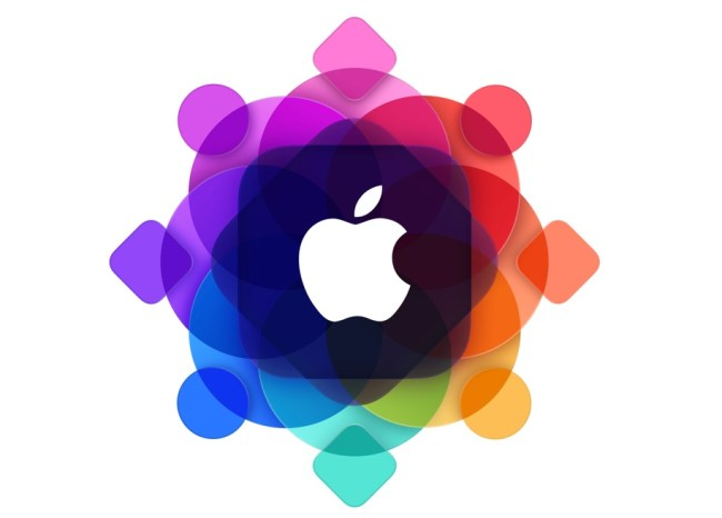 Apple Logo WWDC 2015 Header