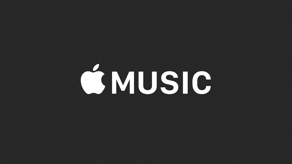 Apple Music Header