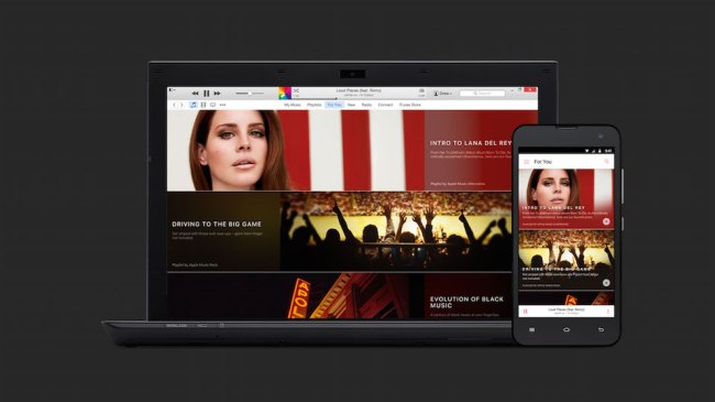 Apple Music Windows Android