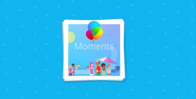 Facebook Moments Header