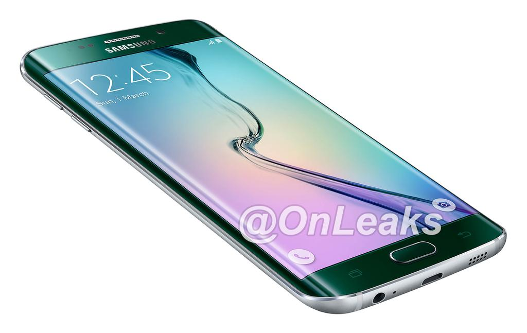 Samsung Galaxy S6 Edge Plus: Dummy zeigt Größe des Androiden