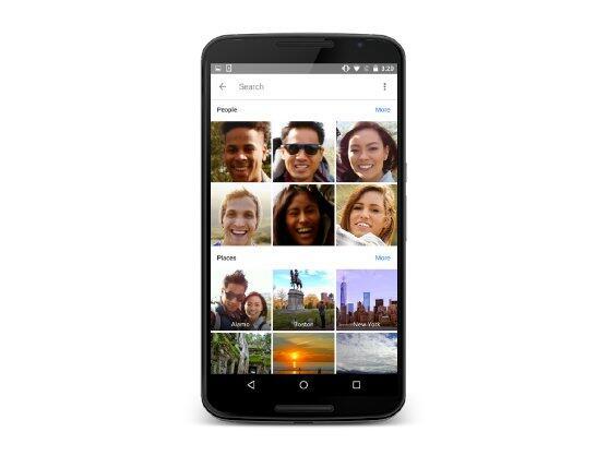 Google Fotos Gesichtserkennung