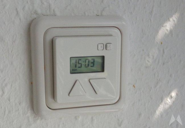 HomeWizard Elektrische Jalousien Steuerung