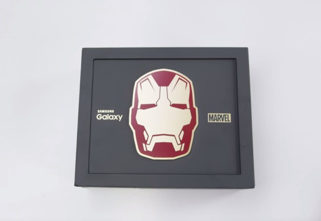 S6 Iron Man Edition