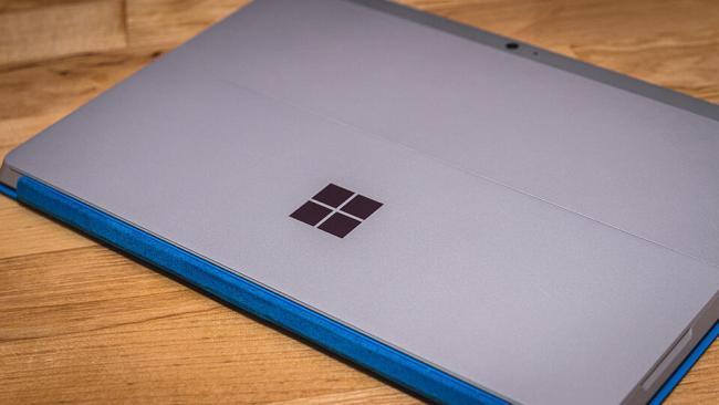 Surface-3-Rückseite