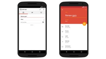 Todoist Android Material Design 05