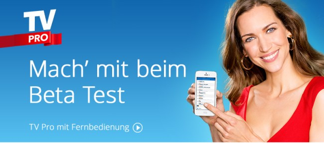tv pro beta test