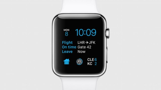 watchOS 2 Compilations