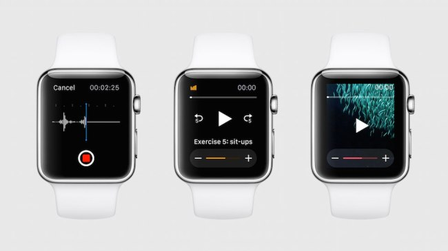 watchOS 2 Header