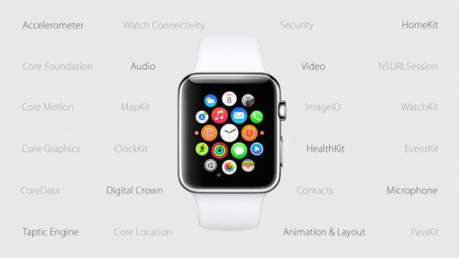 watchOS 2 native Apps