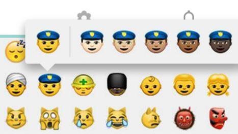 whatsapp web emojis