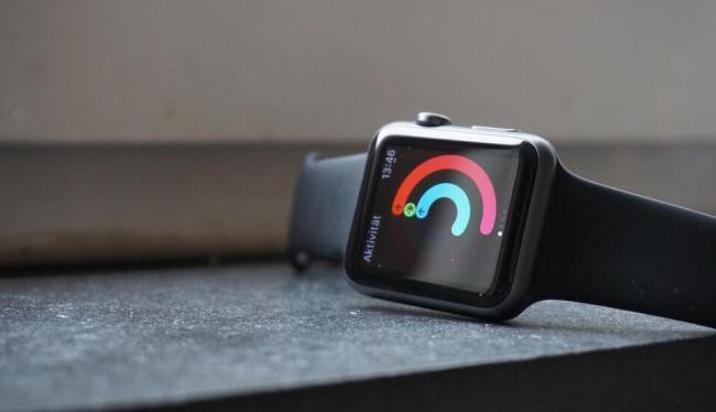 Apple Watch Sport Fitness Header