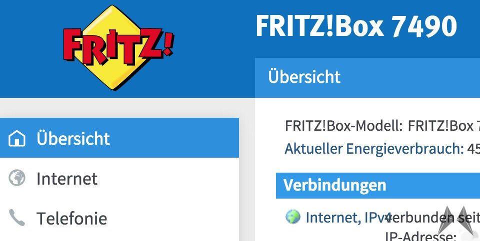 FRITZ!Box 7490: Labor-Firmware bringt neue Benutzeroberfläche