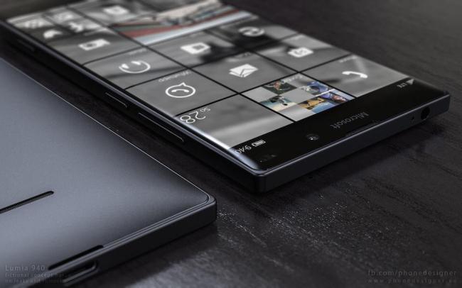 Lumia 940 Konzept 1