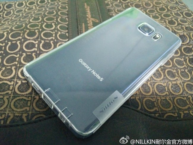 Note 5 Leak Header