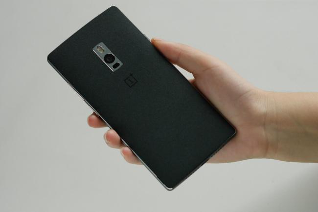 OnePlus 2 Leak Back